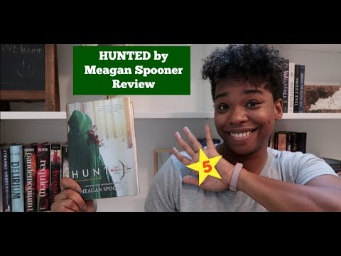 Hunted by Meagan Spooner Review *Spoiler-Free*