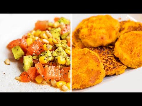 3 ПОСТНЫХ БЛЮДА на Каждый День | Кушаем Вкусно в ПОСТ (Постное меню рецепты)