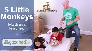 5 Little Monkeys Sleep System Review