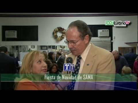 Fiesta de Navidad SAMA - Calixto Torres, Hartford City Council