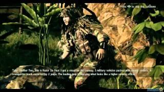 Sniper: Ghost Warrior Walkthrough - Dangerous Grounds Part 1