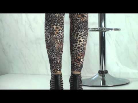 UK Tights - Silky Tom Cat Leggings