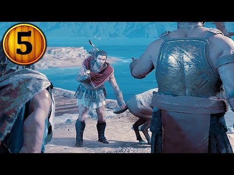 We just VIOLATED a goat - Assassins Creed Odyssey - Part 5 | Chaos thumbnail