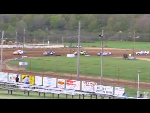 Street Stock Feature from Sportsman Speedway 05/10/2015