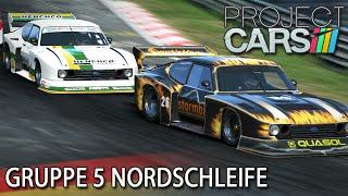 GRUPPE 5 NORDSCHLEIFE | Project CARS [HD] [GER] Ford Capri Zakspeed
