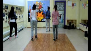 My Choreo to VYBZ KARTEL - wine fi mi nuh (JIM Dance Studio) Regga Dancehall