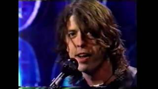 Foo Fighters - Next Year (Leno 2000)