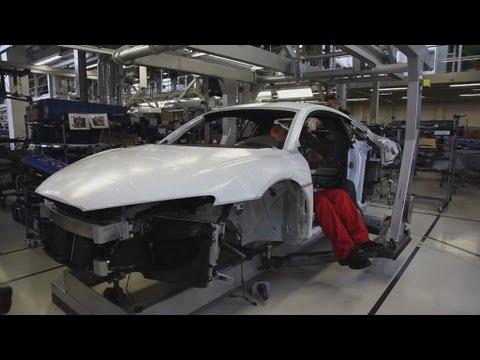 Made in Germany: Audi in Neckarsulm - Teil 3
