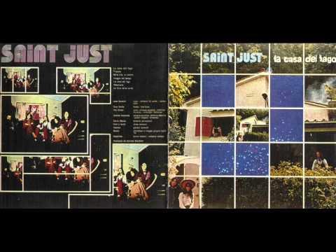 SAINT JUST - LA CASA DEL LAGO (1974)