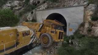 GTA5: How To Stop The Train in Single Player