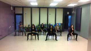 Dance For You - Beyonce (Chair Dance)