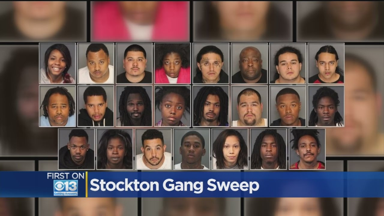 27 Arrested In Broward Multi-Agency Gang Sweep - YouTube