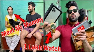 A Day In My Life | Family, Shopping, Lifestyle | Rohit Khatri Fitness