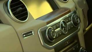 2010 Land Rover LR4 Interior Details