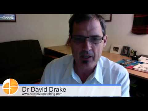 Stoos Sparks - People Friendly Change - Narrative Coaching -Dr. David Drake