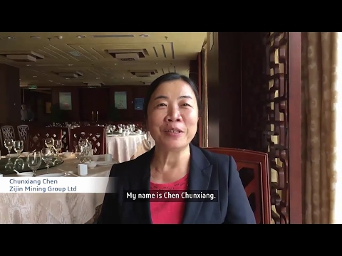 China User Conference Interview: Use Of GEOVIA Solutions At Zijin Mining