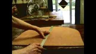 Saddle Making Part 1 With Bruce Cheaney