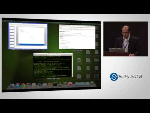 Experiences in Python for Medical Image Analysis; SciPy 2013 Presentation