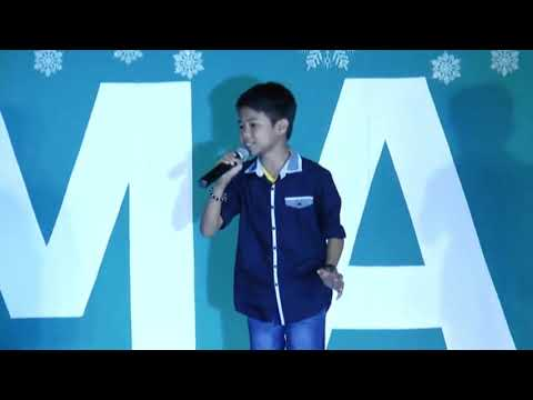 VANJOSS BAYABAN - Grand Opening of Christmas Animated Display at Times Square Food Park Araneta City