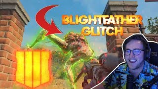 BLIGHTFATHER GLITCH - How To Kill BlightFather? - Blackout Gameplay (Black Ops 4 New Boss Zombie)