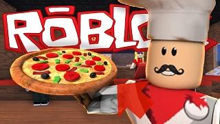 Roblox - Ich bin Pizzakoch!!!