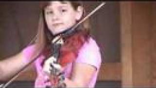 9 Year Old Fiddler - Mikayla Roach - Orange Blossom Special