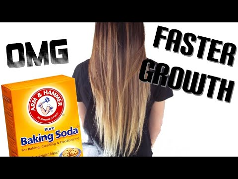how to grow hair fast with baking soda and apple cider vinegar acv rapid hair growth. Black Bedroom Furniture Sets. Home Design Ideas