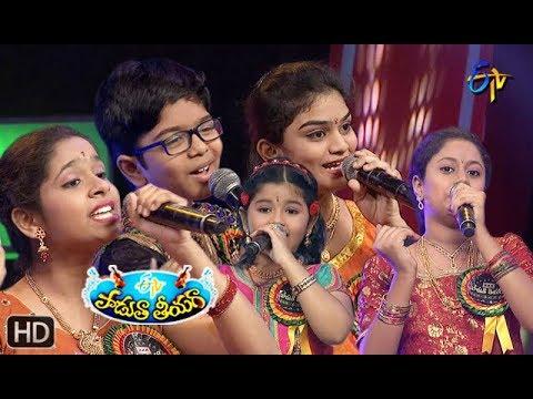 Padutha Theeyaga  | Pre Finals | 7th October 2018 | Full Episode | ETV Telugu