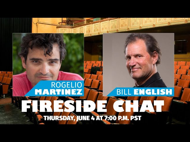 Empathy Gym Fireside Chats | Rogelio Martinez