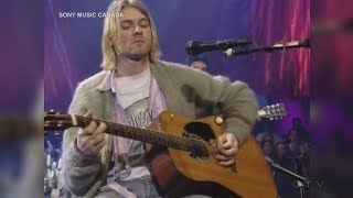 Man shares unreleased interview with Nirvana's Kurt Cobain