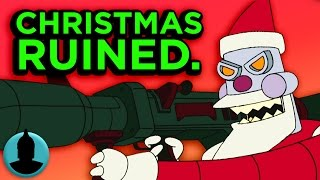 5 Times Cartoons RUINED Christmas  (ToonedUp #220) ChannelFrederator