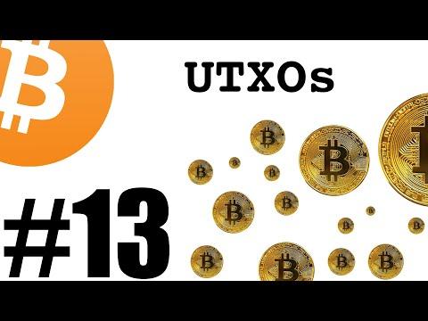 13 UTXOs