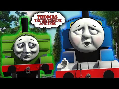 Triple Header | Thomas the Tank Engine & Friends | The Lost Episodes