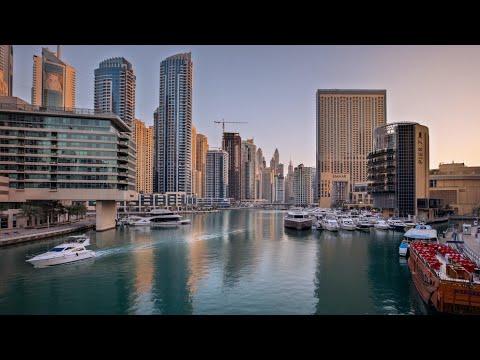Dubai Marina Looks of Dynamic Destination.