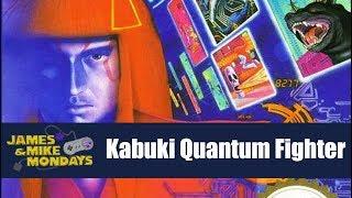 Kabuki: Quantum Fighter (NES) James & Mike Mondays