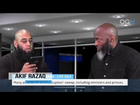 Saudi Arabia in Turmoil : Live Q&A