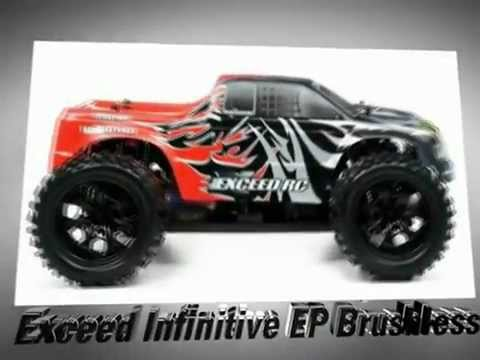 Homemade Wheelie Bar For Exceed Infinitive Ep Rc Truck