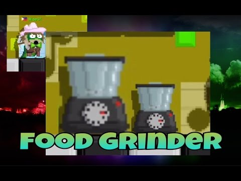 Making the food grinder growtopia youtube making the food grinder growtopia forumfinder Choice Image