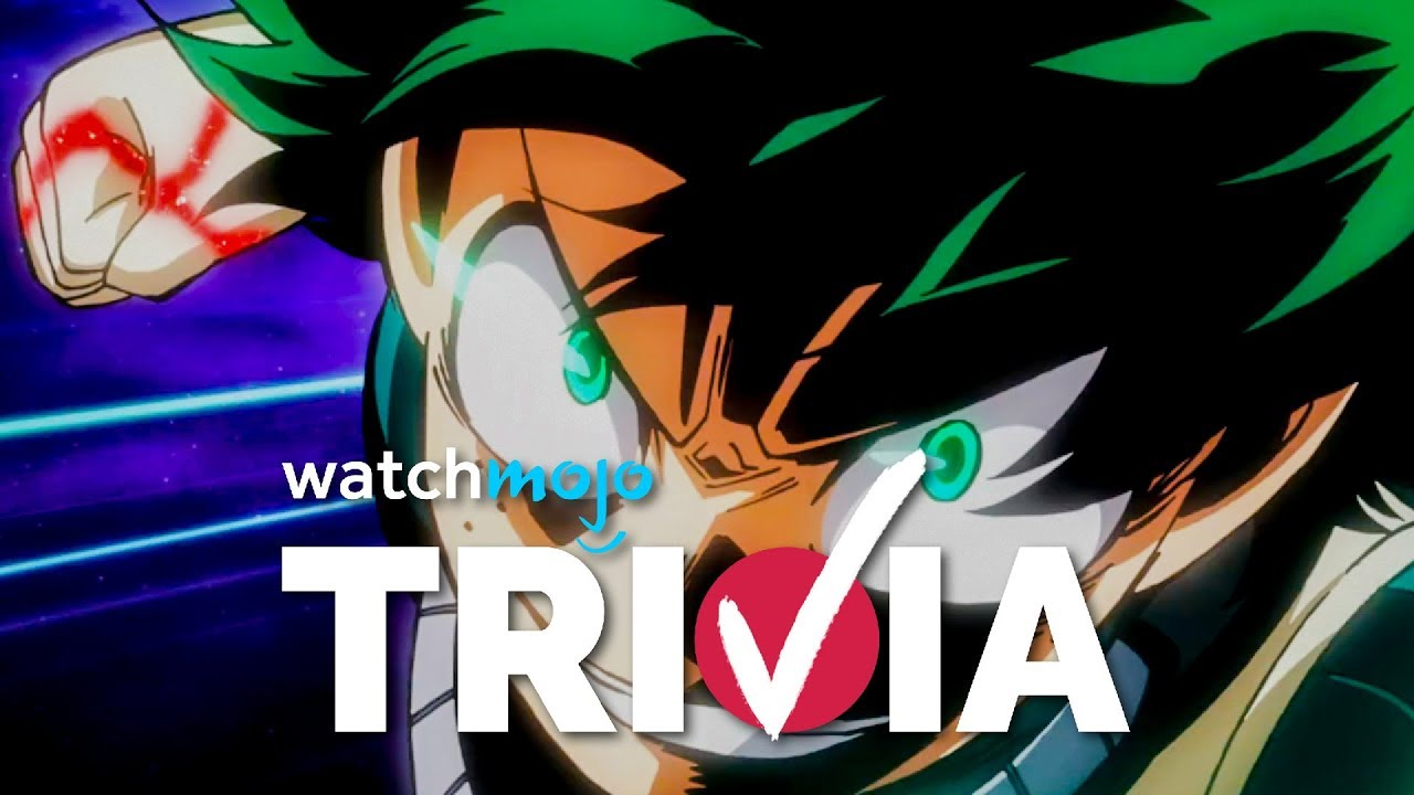 Hardcore Trivia for Anime Fans
