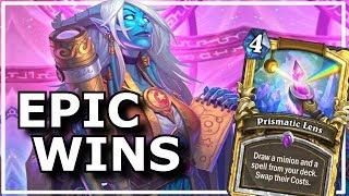 Hearthstone - Best of Epic Wins