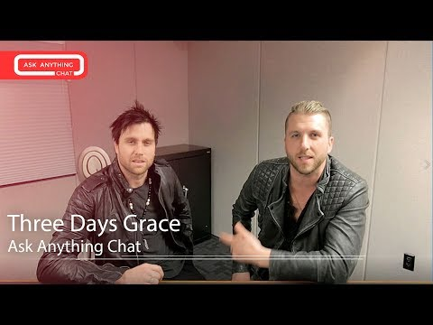 Three Days Grace Sixx Sense Interactive Chat w/ Nikki Sixx & Jenn - AskAnythingChat