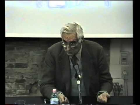 Cesare Garboli in Normale, Dal nido alla selva - 29 novembre 2002