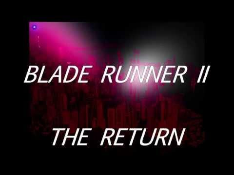 Blade Runner 2049    alternative  main title
