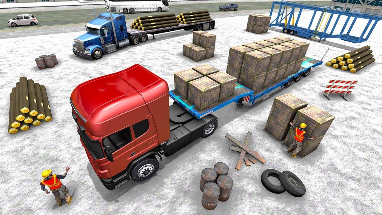 Euro Truck Driver Simulator - Game Launch Trailer