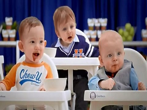 Gerber Baby Foods Presents The Chew University TV Commercial HD