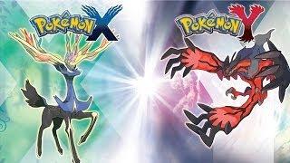 Wild Pokémon Battle (HQ) - Pokémon X Y OST Extended