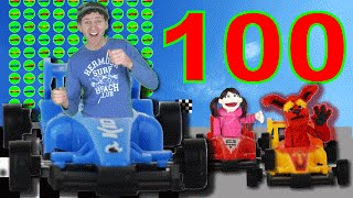 Video Learn to Count 1 to 100 Numbers with Race Cars Song | Learn English Kids download MP3, 3GP, MP4, WEBM, AVI, FLV Juli 2018