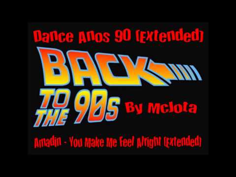 Dance Anos 90 (Extended) By McJota
