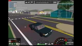 Roblox Ultimate Driving II 2.0.6 BETTER HUD + DUMP TRUCK TRAFFIC JAM