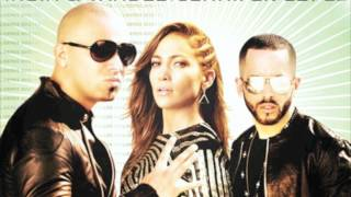Wisin y Yandel - Follow The Leader feat. Jennifer Lopez (Official Song with Lyrics)